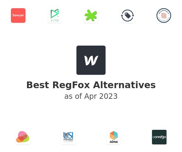 Best RegFox Alternatives