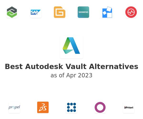 Best Autodesk Vault Alternatives