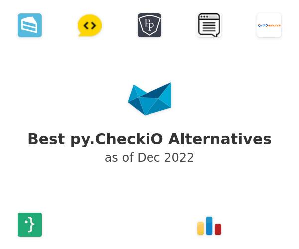 Best py.CheckiO Alternatives