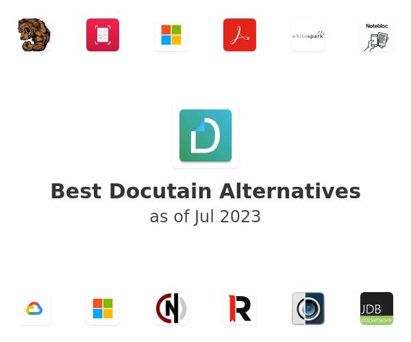 Best Docutain Alternatives