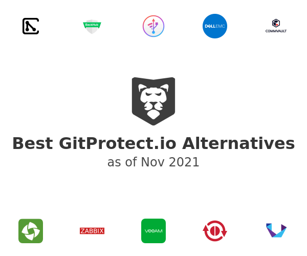 Best GitProtect.io Alternatives
