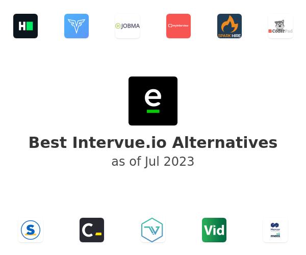 Best Intervue.io Alternatives