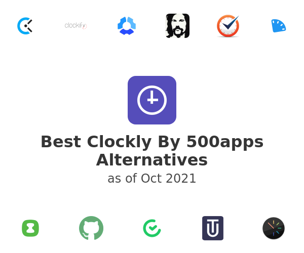 Best Clockly By 500apps Alternatives