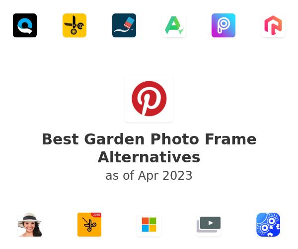 Best Garden Photo Frame Alternatives