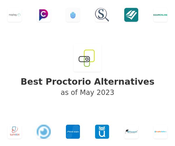 Best Proctorio Alternatives