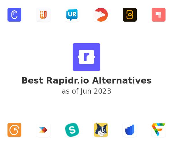 Best Rapidr.io Alternatives