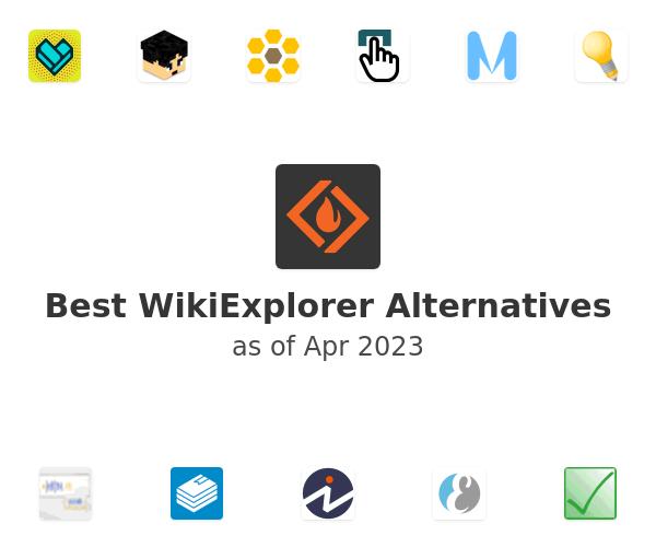 Best WikiExplorer Alternatives