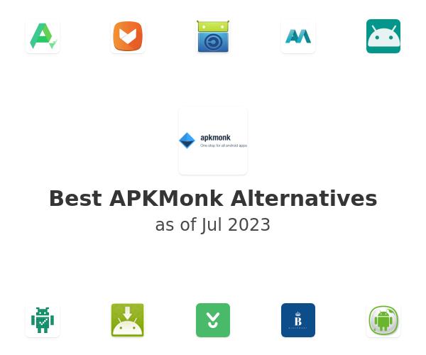 Best APKMonk Alternatives