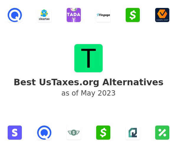 Best UsTaxes.org Alternatives
