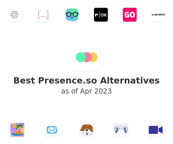 Best Presence.so Alternatives