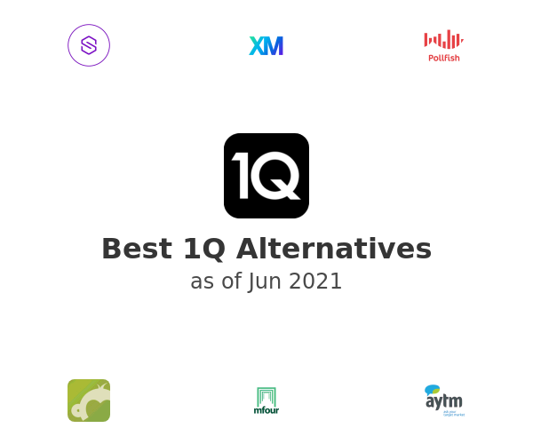 Best 1Q Alternatives