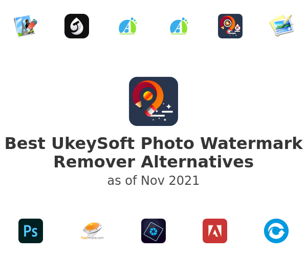 Best UkeySoft Photo Watermark Remover Alternatives
