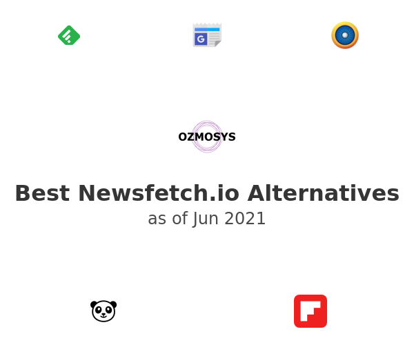 Best Newsfetch.io Alternatives