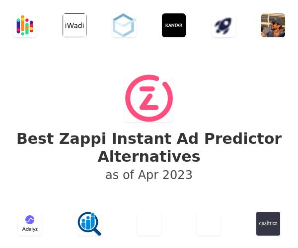 Best Zappi Instant Ad Predictor Alternatives