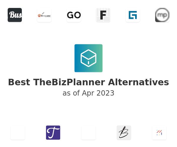 Best TheBizPlanner Alternatives