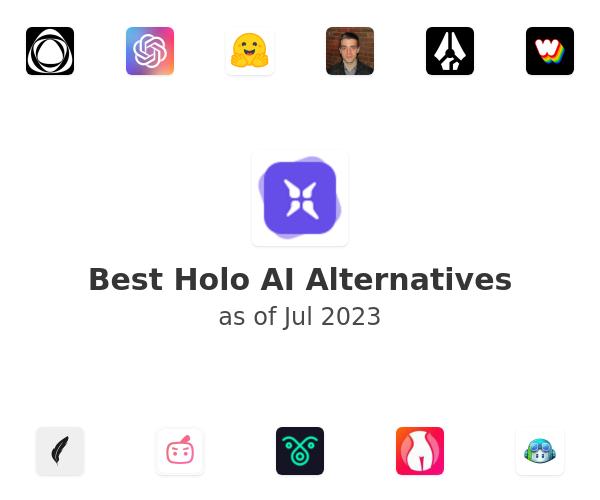 Best Holo AI Alternatives