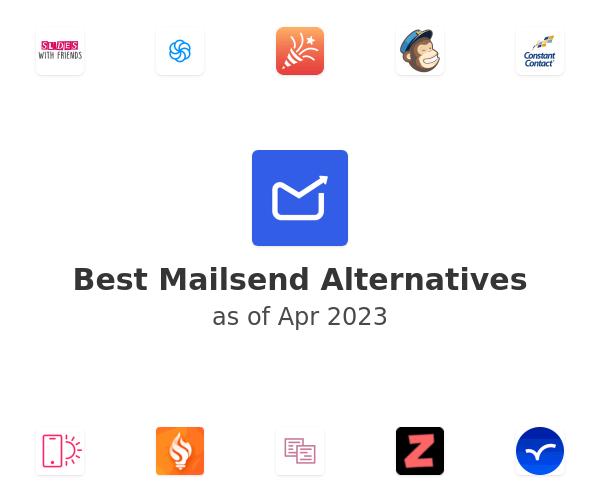 Best Mailsend Alternatives