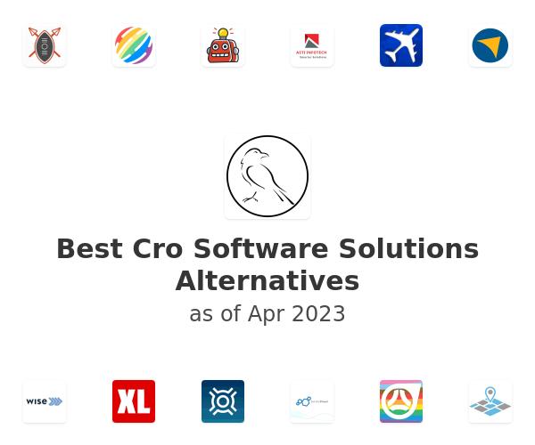 Best Cro Software Solutions Alternatives
