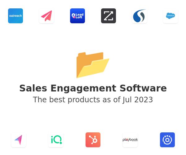Sales Engagement Software