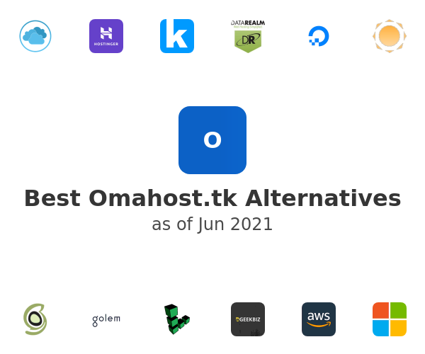 Best Omahost.tk Alternatives