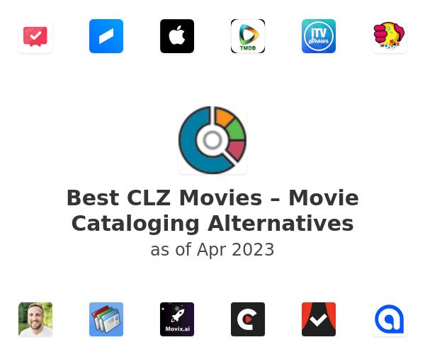 Best CLZ Movies – Movie Cataloging Alternatives