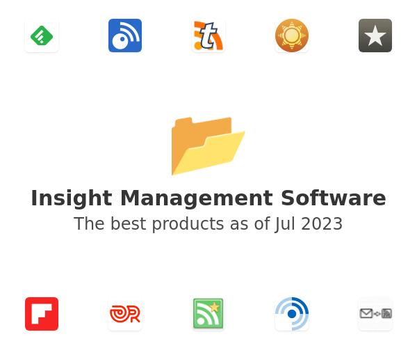 Insight Management Software