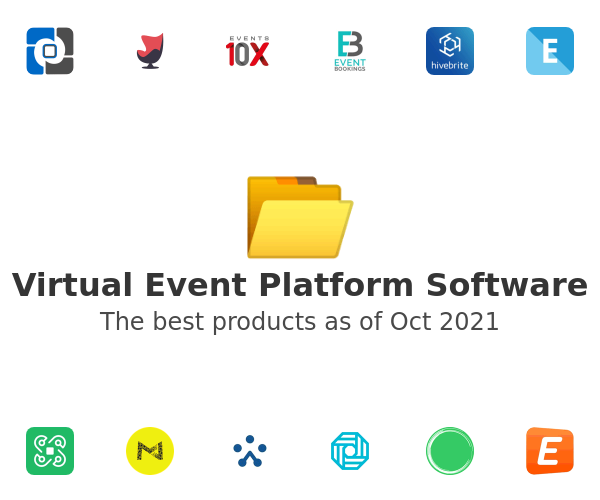 Virtual Event Platform Software