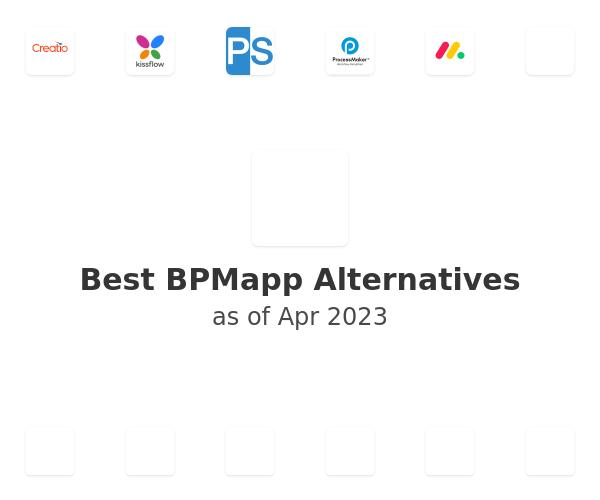 Best BPMapp Alternatives