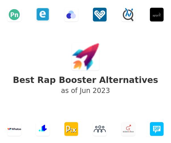 Best Rap Booster Alternatives