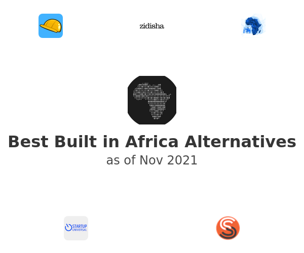 Best Built in Africa Alternatives