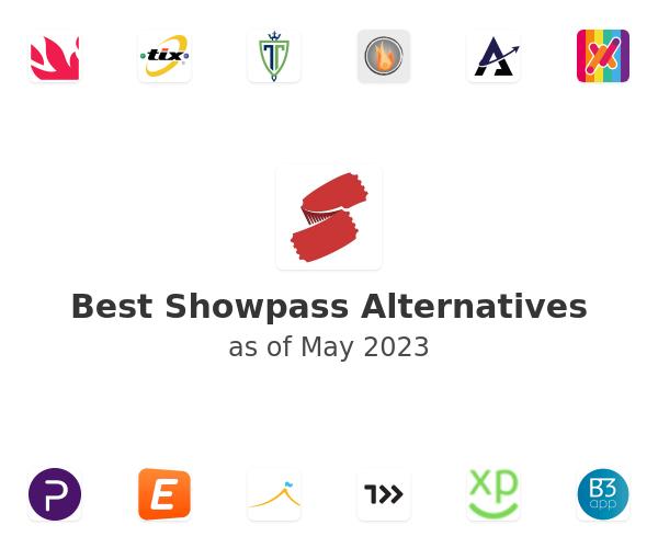 Best Showpass Alternatives