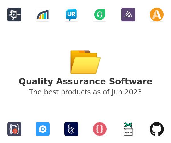 Quality Assurance Software