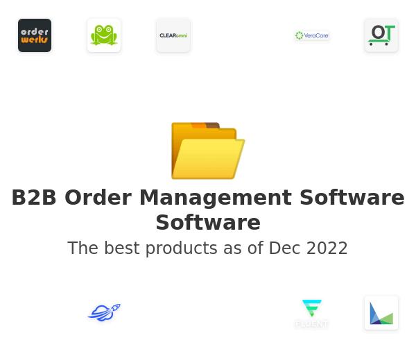 B2B Order Management Software Software
