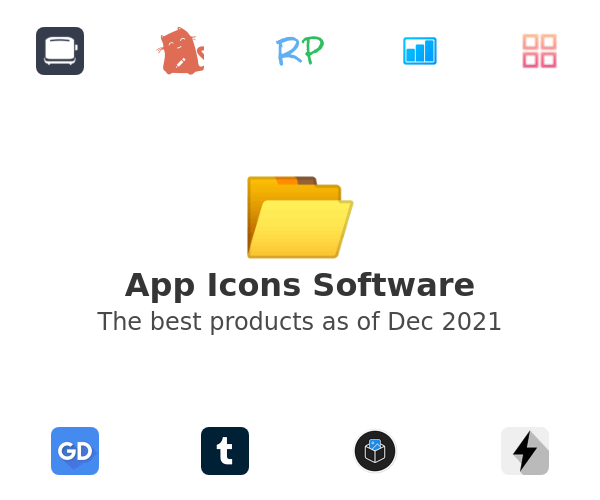 App Icons Software