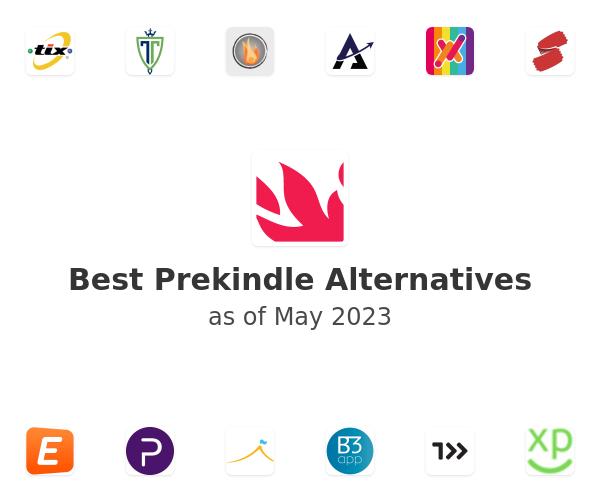 Best Prekindle Alternatives