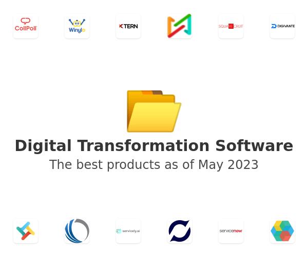 Digital Transformation Software