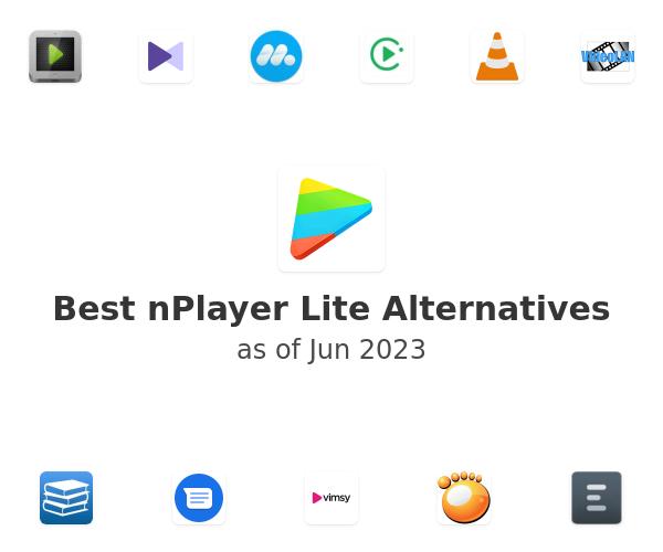Best nPlayer Lite Alternatives