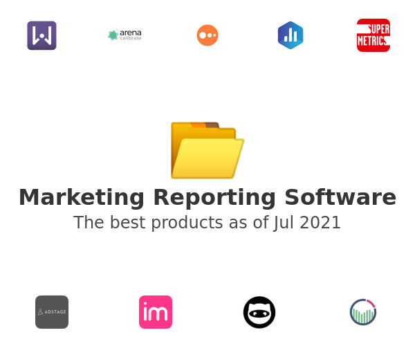 Marketing Reporting Software