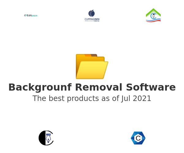 Backgrounf Removal Software