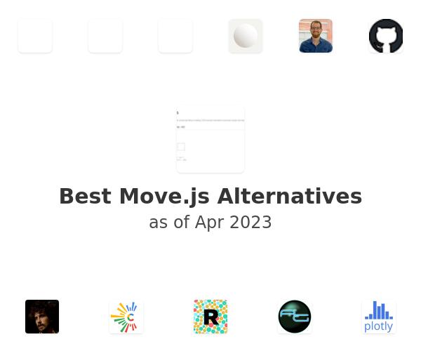 Best Move.js Alternatives
