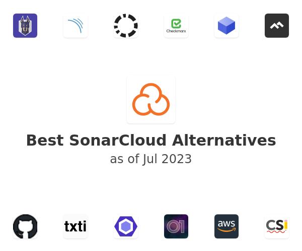 Best SonarCloud.io Alternatives