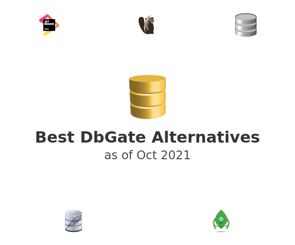 Best DbGate Alternatives