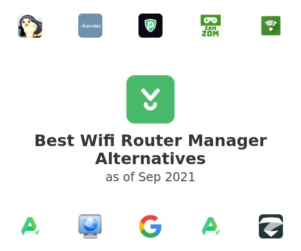 Best Wifi Router Manager Alternatives