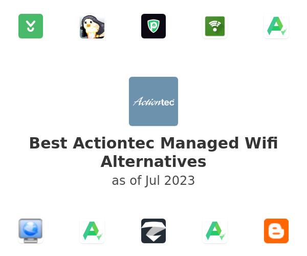 Best Actiontec Managed Wifi Alternatives
