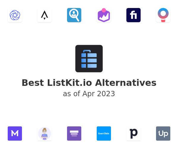 Best ListKit.io Alternatives
