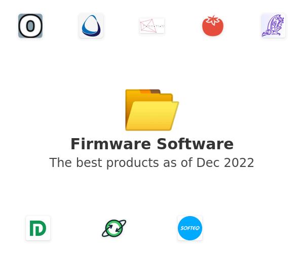 Firmware Software
