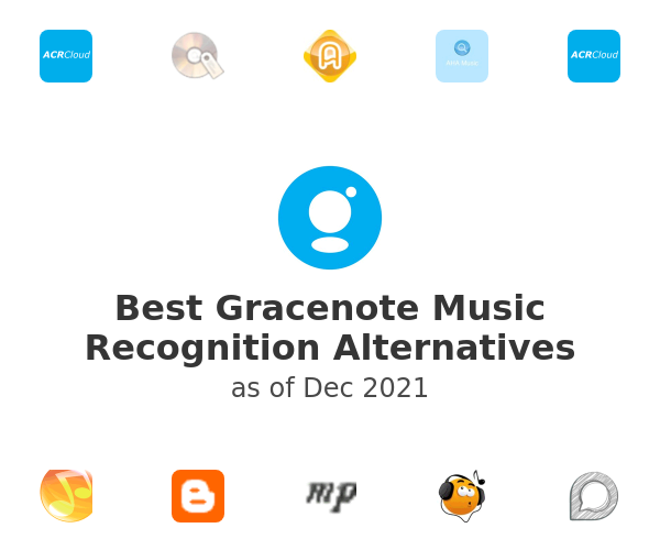 Best Gracenote Music Recognition Alternatives