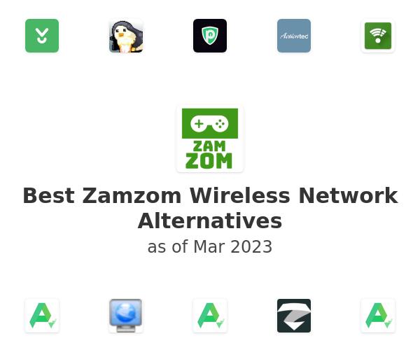 Best Zamzom Wireless Network Alternatives