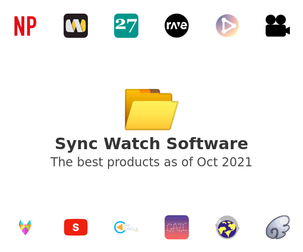 Sync Watch Software