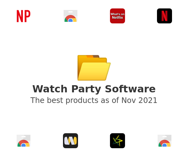 Watch Party Software